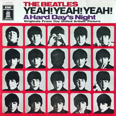 The Beatles - Yeah! Yeah! Yeah! - A Hard Day's Night - Originals From The United Artists' Picture