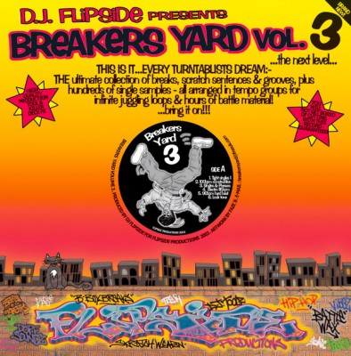 DJ Flipside - Breakers Yard Vol. 3
