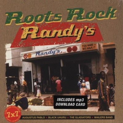 Various - Roots Rock Randy's