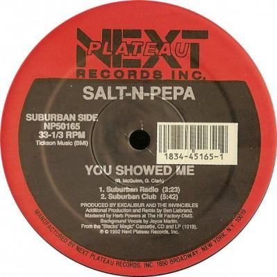 Salt 'N' Pepa - You Showed Me