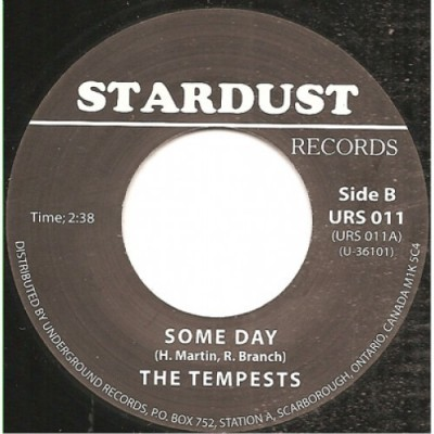 The Tempests - I Cried For You  / Some Day