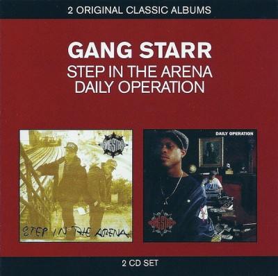 Gang Starr - Step In The Arena / Daily Operation