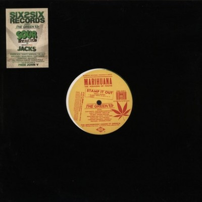 Various - Sour Stacks & Hustling Jacks The Green EP