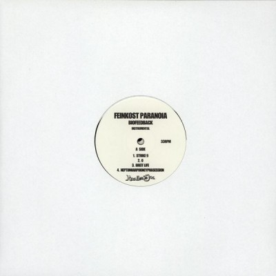 Feinkost Paranoia - Biofeedback (Instrumentals)