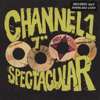 "Various - Channel 1 7"" Spectacular"