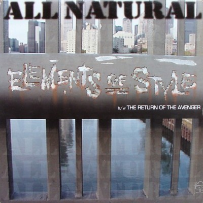 All Natural - Elements Of Style