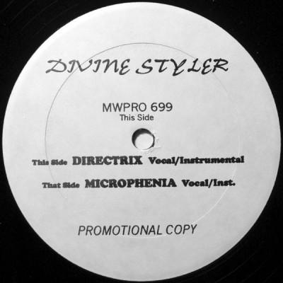 Divine Styler - Directrix / Microphenia