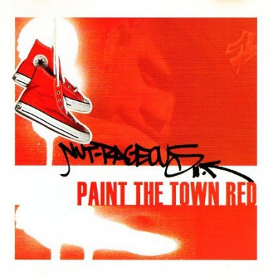 Nut-rageous - Paint The Town Red