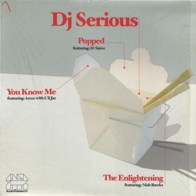 DJ Serious - Popped