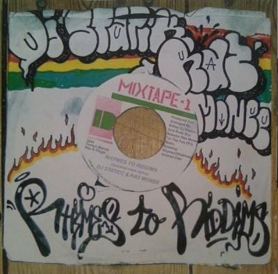 DJ Static - Rhymes To Riddims