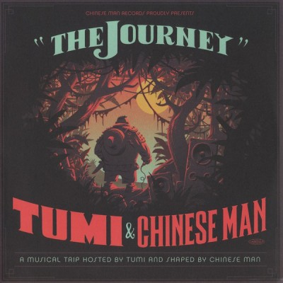 Tumi & Chinese Man ‎- The Journey
