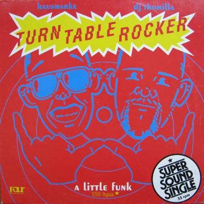 Turntablerocker - A Little Funk