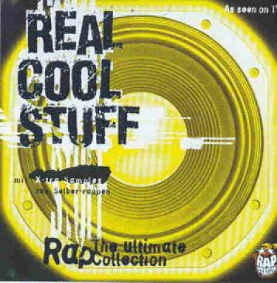 Various - Real Cool Stuff (The Ultimate Rap Collection)