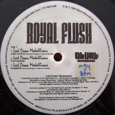 Royal Flush - Iced Down Medallions / Shines