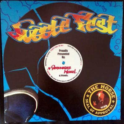 Rockmaster Weasel - Juggle Fest