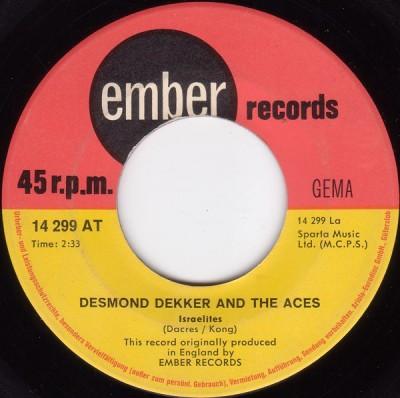 Desmond Dekker & The Aces - Israelites