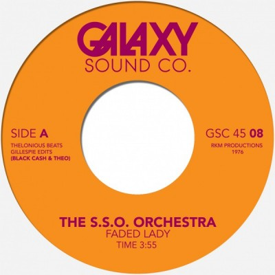 The S.S.O. Orchestra - Faded Lady (edits)