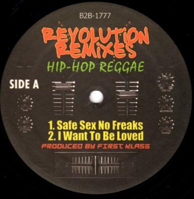 DJ First Class - Revolution Remixes - Hip-Hop Reggae