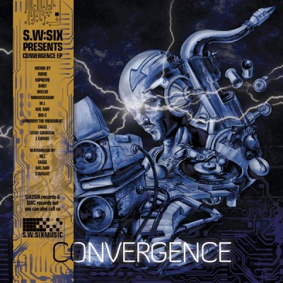 S.W:SIX Music - Convergence EP
