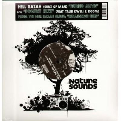Hell Razah - Buried Alive / Project Jazz