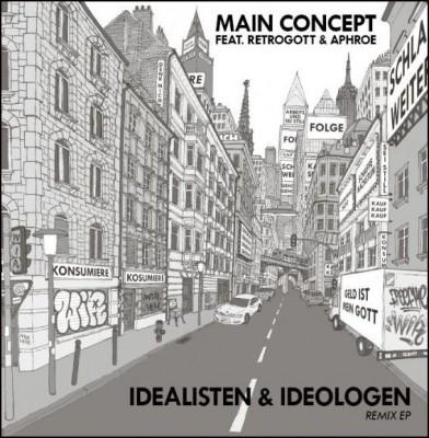 Main Concept - Idealisten & Ideologen Remix EP