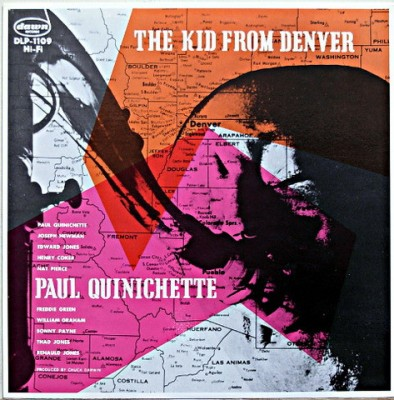 Paul Quinichette - The Kid From Denver