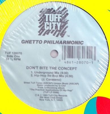 Ghetto Philharmonic - Don't Bite The Concept