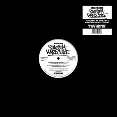 Beneficence  - Smooth Hardcore Remix Black Vinyl Edition