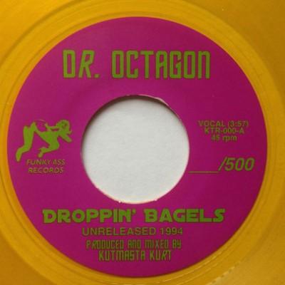 Dr. Octagon - Droppin' Bagels
