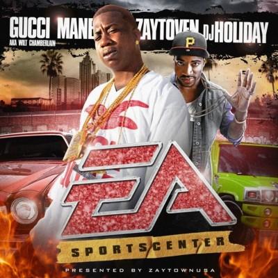 Gucci Mane & Zaytoven - EA Sportscenter Red Vinyl