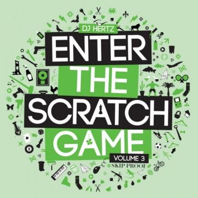 DJ Hertz - Enter The Scratch Game Volume 3 Clear Green Vinyl Edition