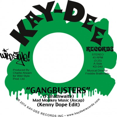 Kenny Dope  - Wildstyle Breakbeats: Gangbusters / Meetings