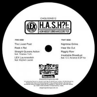 Lex - H.A.S.H?!: How About Some Hardcore?! EP