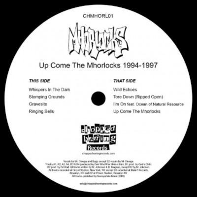 Mhorlocks - Up Come The Mhorlocks 1994 - 1997