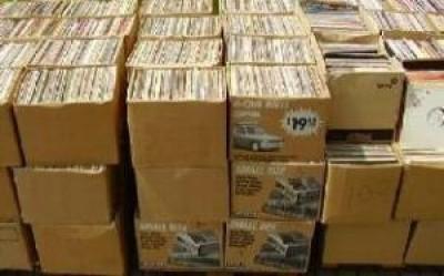 10 x Hip Hop Vinyl Package