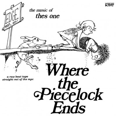 Thes One - Where The Piecelock Ends