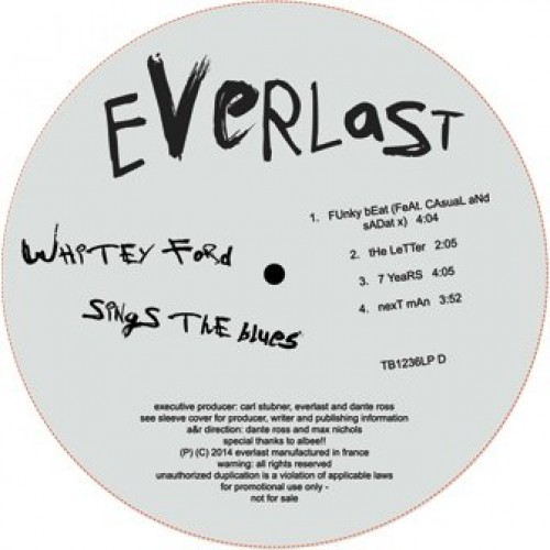 everlast whitey ford sings the blues vinylism. Cars Review. Best American Auto & Cars Review