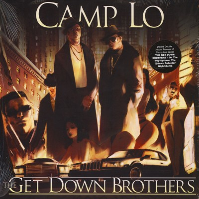 Camp Lo - The Get Down Brothers / On The Way Uptown Saturday Night Demo