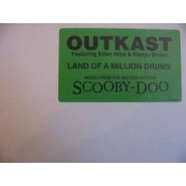 Outkast ft Killer Mike & Sleepy Brown - Land of a million drums