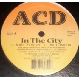 ACD - In The City