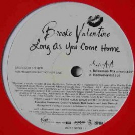 Brooke Valentine - Long As You Come Home Remix (feat. Juelz Sant