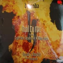 DJ Honda - Real To Me (ft Triple SeiS, Headcrack & Miss Jones)