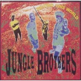 Jungle Brothers - Beyond This World / Promo No. 2