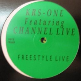 KRS One feat. Channel Live - Freestyle Live