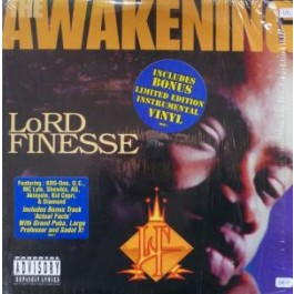 Lord Finesse - The Awakening + instrumentals