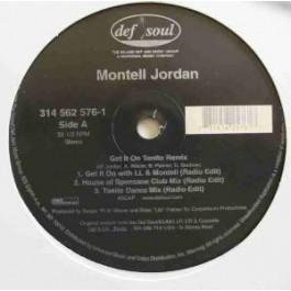 Montell Jordan - Get It On Tonite Remix (feat LL Cool J)