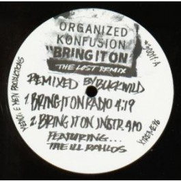 Organized Konfusion - Bring it on (The Lost Remix)