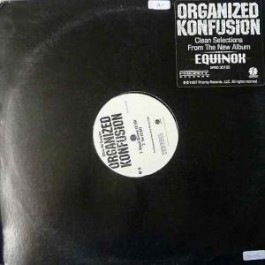 Organized Konfusion - DJ Sampler