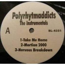 Polyrhythmaddicts - The Instrumentals