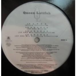 Queen Latifah - Bananas / paper
